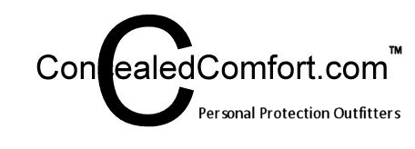 ConcealedComfort.com Genuine CellPal Cell Pal holster