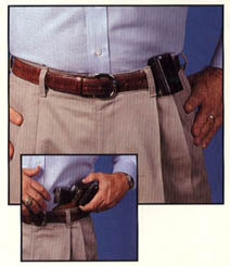 the art of concealed carry that s why we call our company concealed
